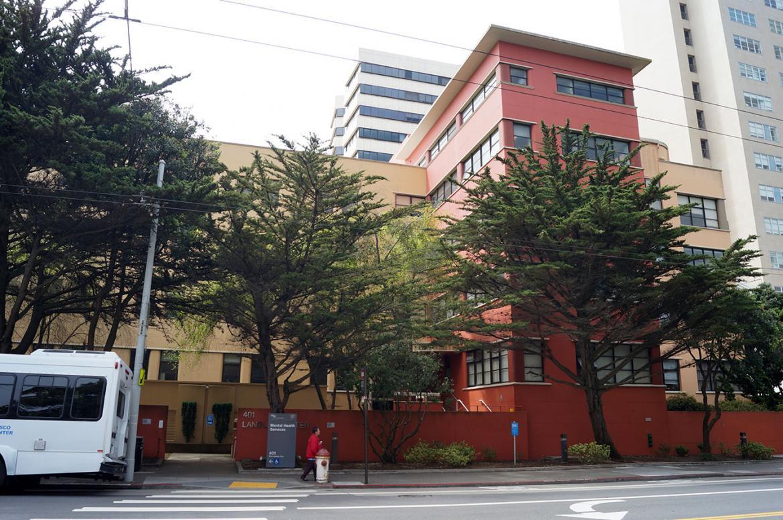 Langley Porter Psychiatric Hospital and Clinics