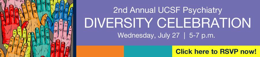 Banner for diversity celebration event