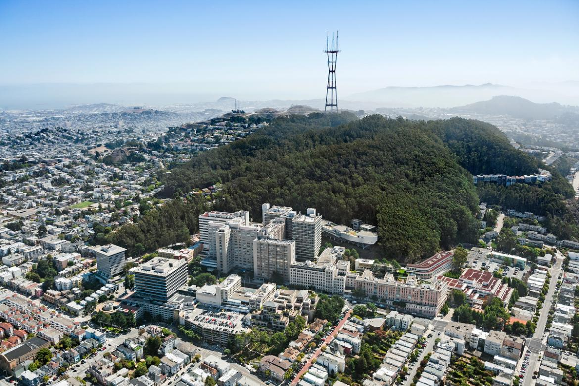 UCSF Medical Center at Parnassus Heights