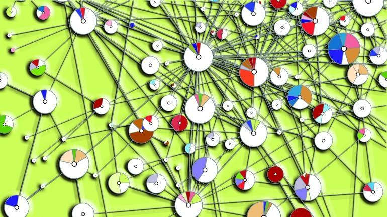 Cell map illustration