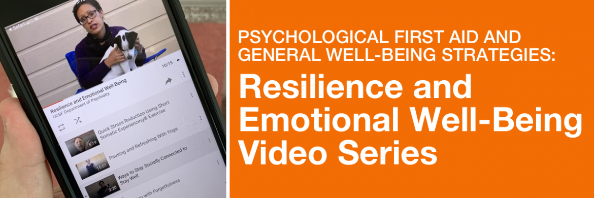 Resilience and Emotional Well-Being Video Series