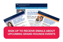 Sign up for Grand Rounds announcement emails